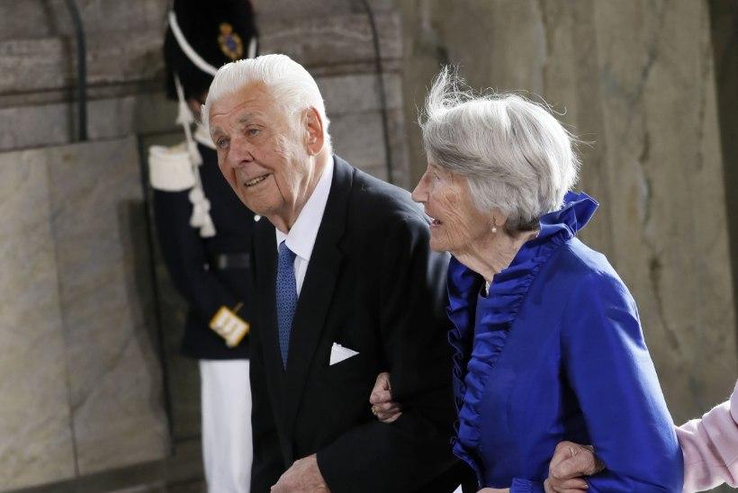 FOTOD JA OTSEPILT | Kroonprintsess Victoria sünnipäevapidustused Rootsis