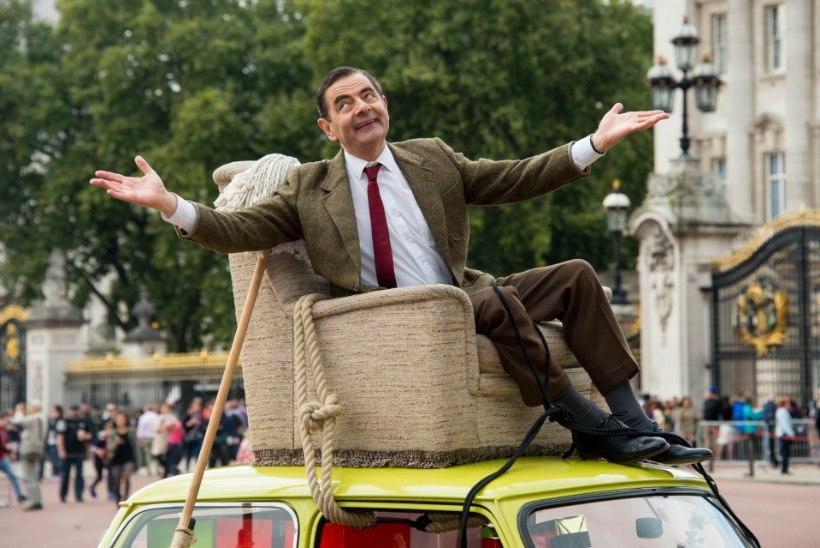 Petturid üritavad Rowan Atkinsoni surmaga inimestelt raha välja petta