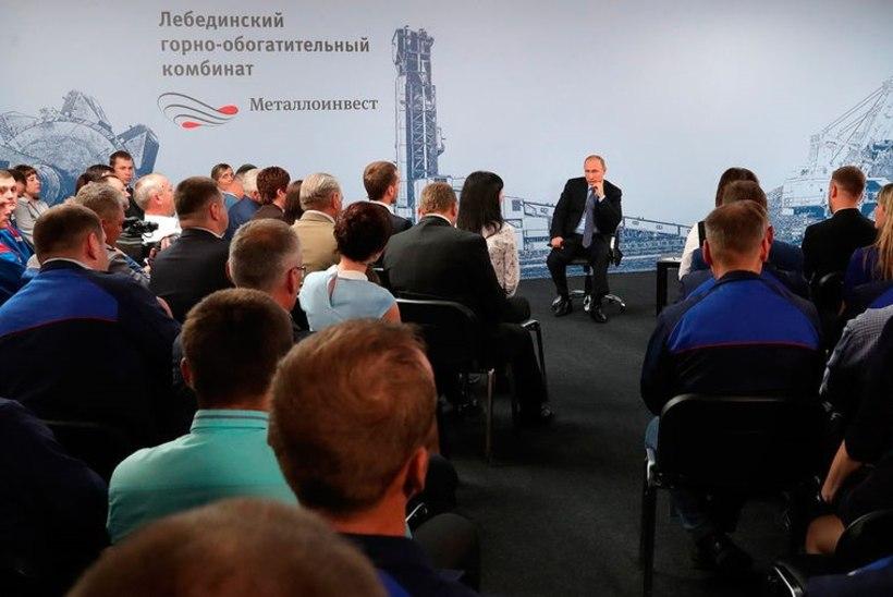 Venemaa president valmistab ette soosikute tagasivalimist
