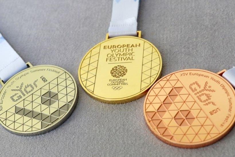 EOK lähetab Euroopa noorte olümpiafestivalile 49-liikmelise koondise
