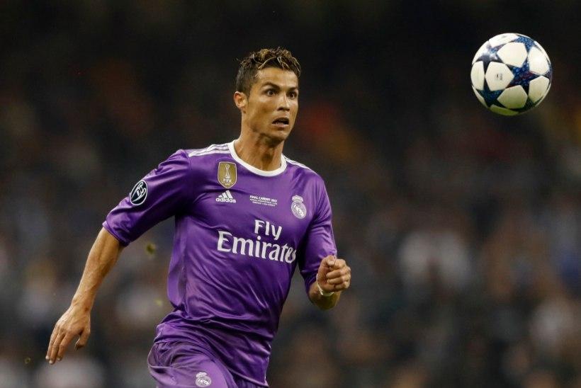 Jose Mourinho tõmbas Cristiano Ronaldo palkamisele kriipsu peale