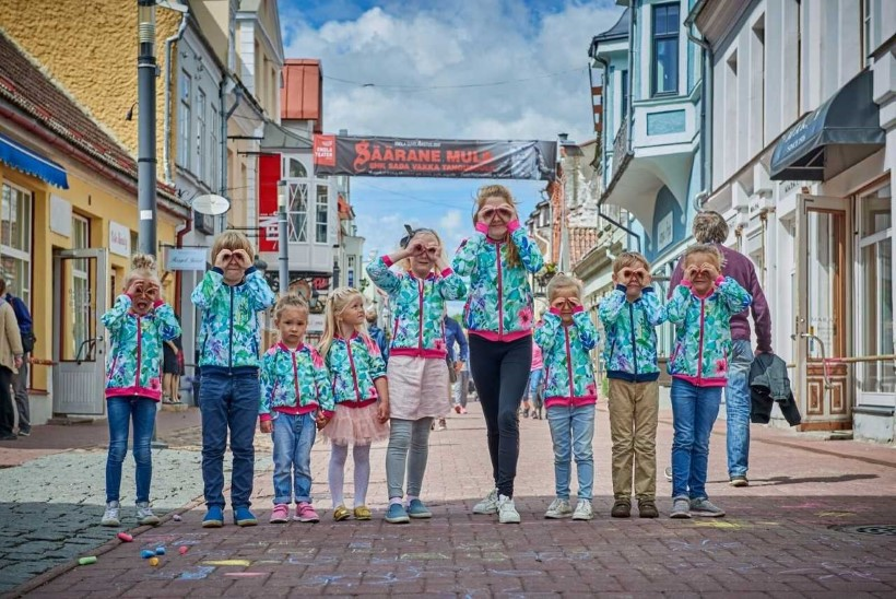 c231f776686 LAHE LAUPÄEV LASTEGA! Pärnus on taas Rõõmsate Laste Festival | Õhtuleht
