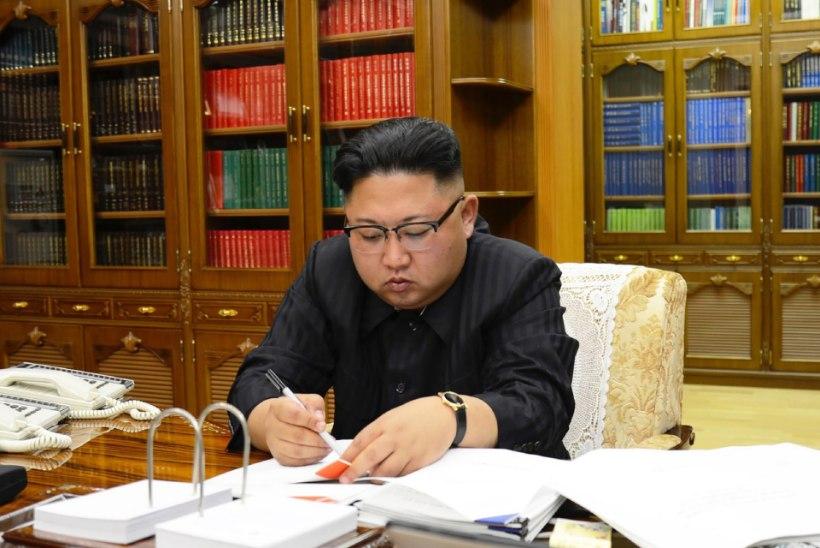Lõuna-Korea pakkus Kim Jong-unile kõnelusi