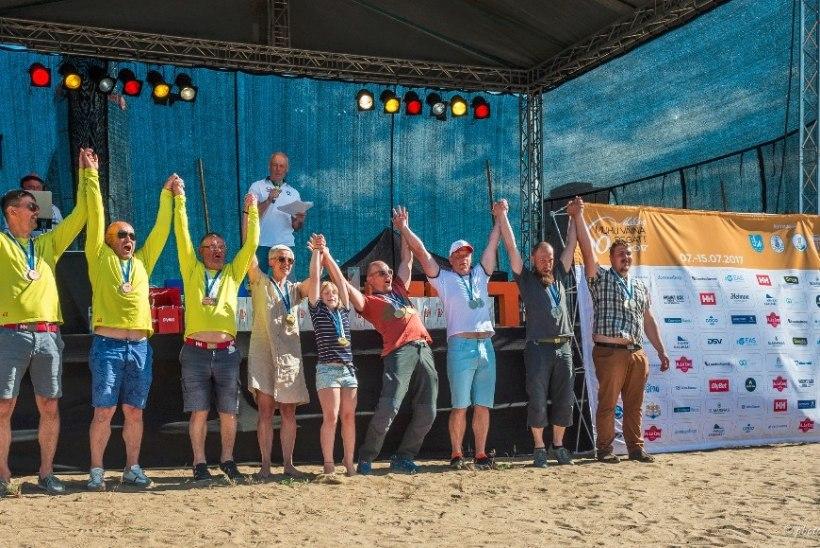 FOTOD | 60. Muhu väina regatt sai pikima etapiga lõpu Riias ja otsustas võitja