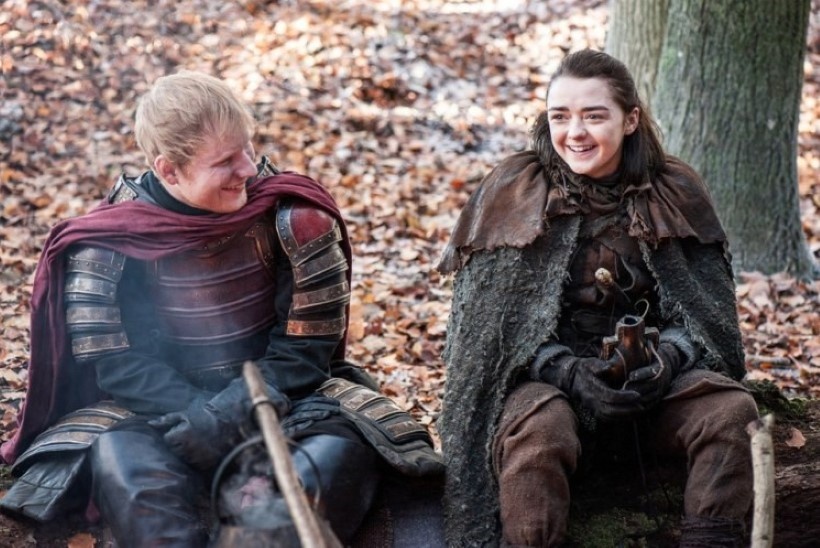 """Lembelauliku Ed Sheerani roll """"Troonide mängus"""" jättis televaatajad külmaks"""