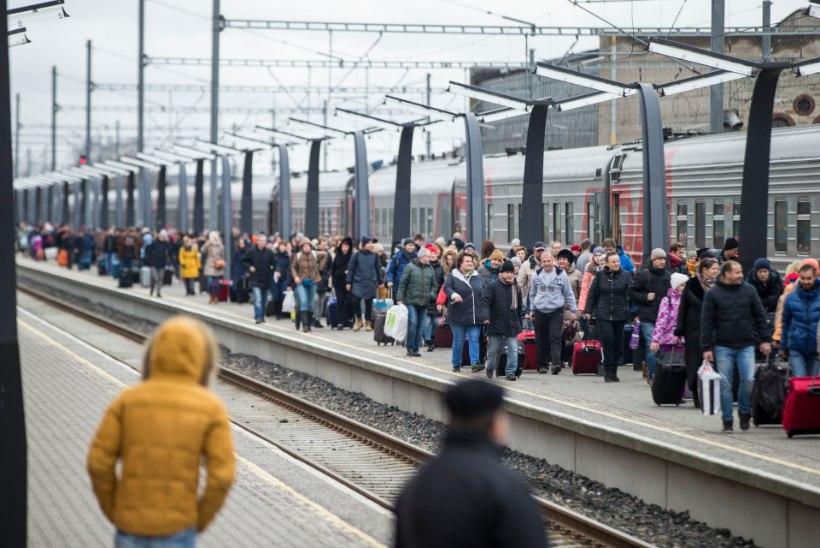 TAGASI TURUL? Edelaraudtee tahab mugavate pikamaarongidega uuesti Tallinna–Tartu liinile tulla