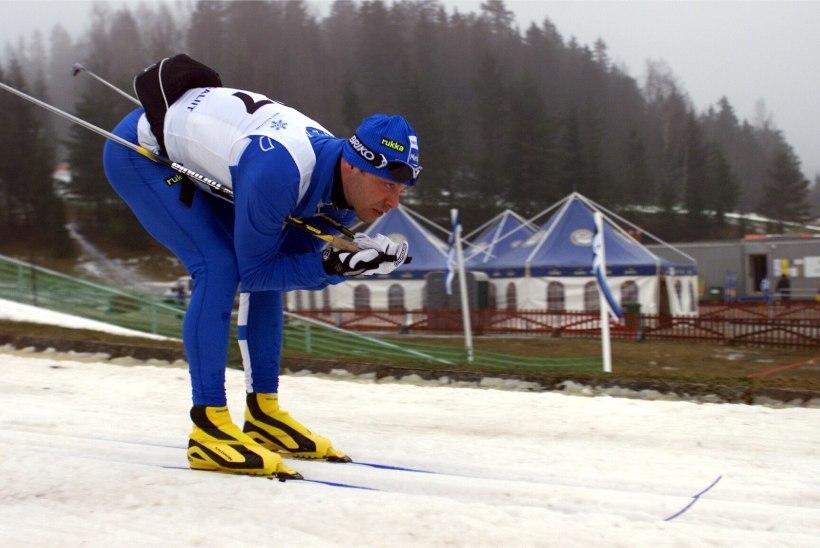 Kas Mika Myllylä poeg puksis Eesti koondislase Soome tiimist välja?