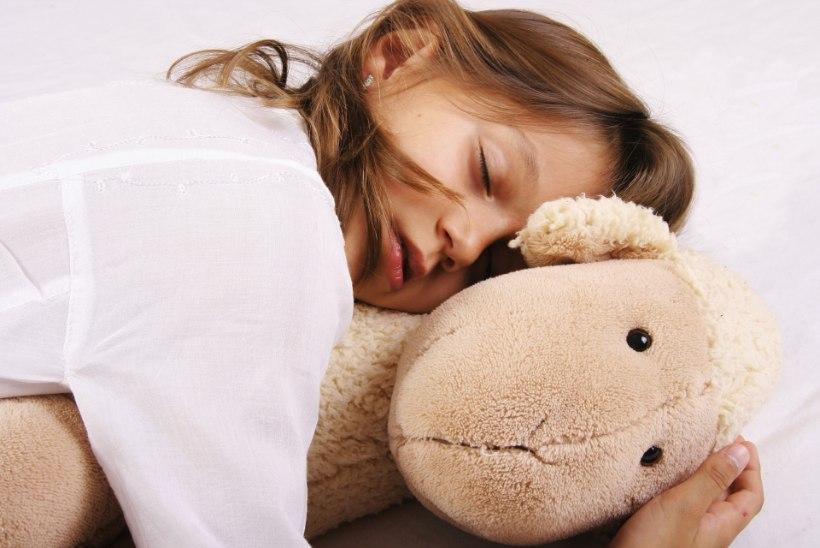 Miks inimene võõras voodis välja ei puhka?