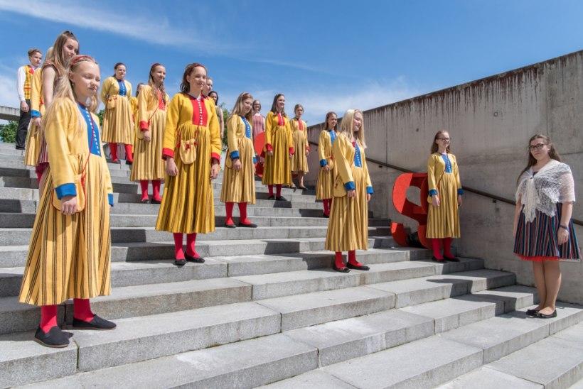 Aarne Saluveer: esitame kooride Eurovisionil Veljo Tormise loomingut