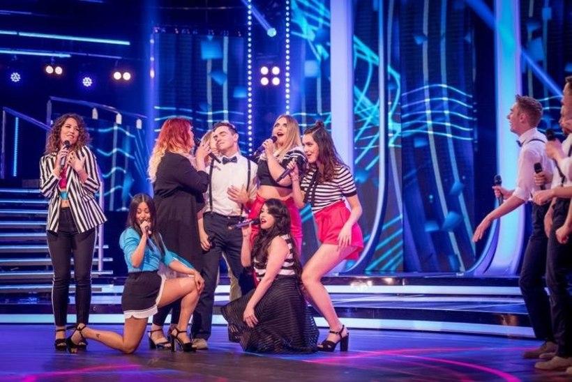 Eestlanna esines BBC uues laulusaates miljonite silmapaaride ees