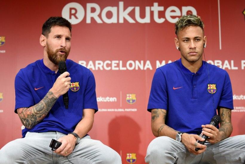 KUULUJUTUVESKI | VAU! PSG on nõus Barcelonale Neymari eest maksma 222 miljonit eurot