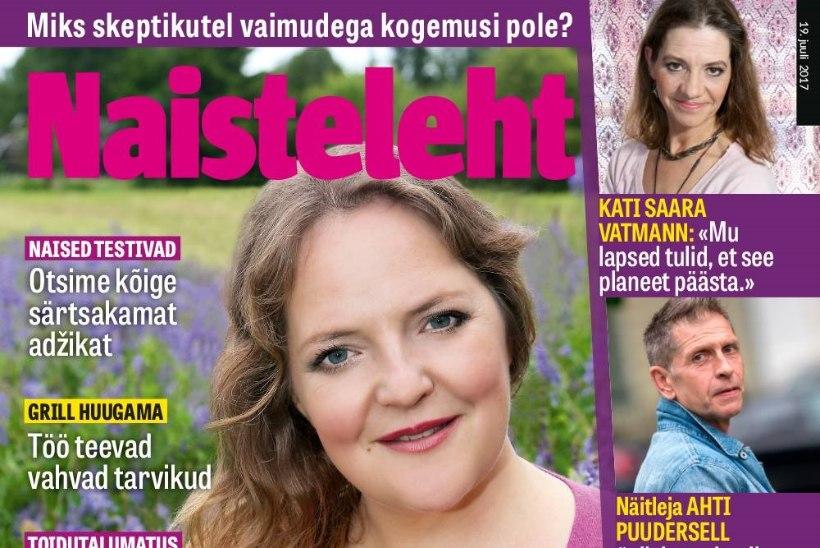 """Kati Saara Vatmann: """"Mu lapsed tulid, et see maailm päästa."""""""