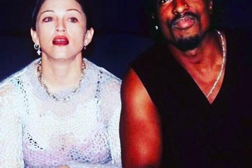 Madonnal õnnestus keelustada oma püksikute ja Tupaci kirja müümine