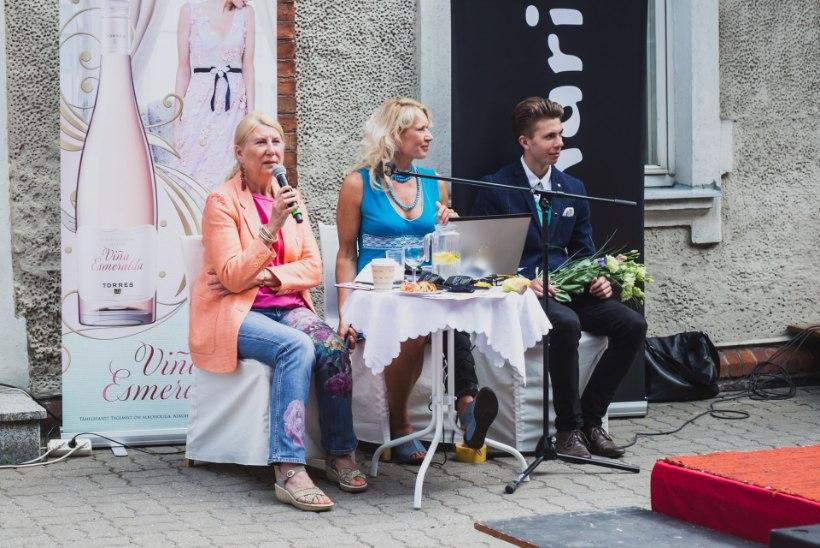 GALERII | DISAINIPIDU: Eesti paremad moe- ja ehtekunstnikud kogunesid Pärnusse