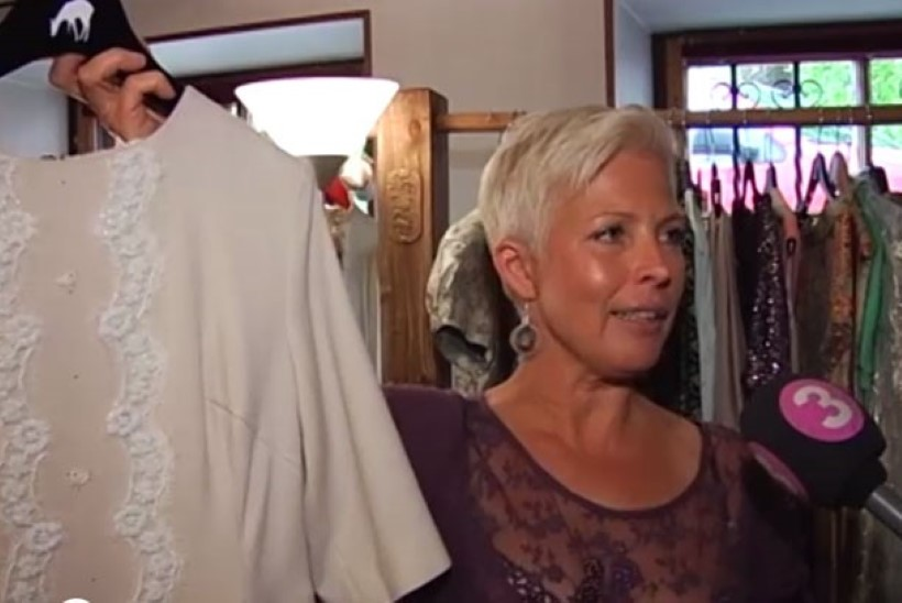 TV3 VIDEO | Joon alla endisele elule: Evelin Ilves müüs oma esinduskleidid maha võileiva hinna eest
