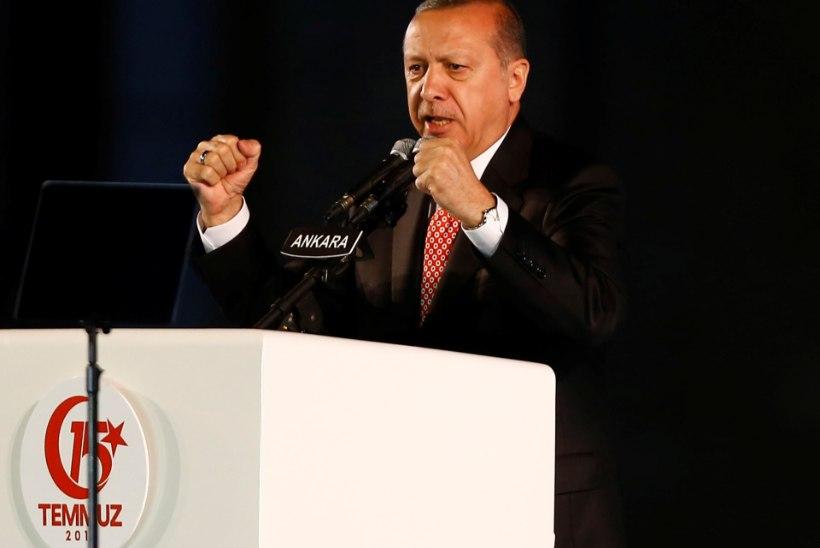 EKSKLUSIIVNE: Türgi peaministri vastulause Õhtulehe artiklile