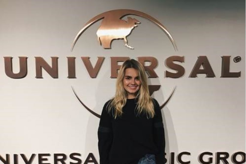 DEBÜÜTSINGEL TULEKUL: lauljatar Maian sõlmis lepingu suure plaadifirmaga