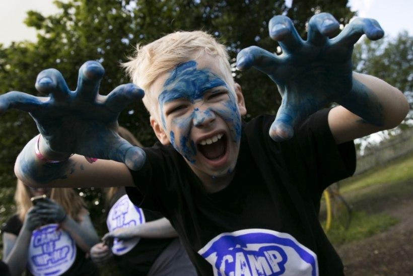 FOTOD | Liipa talus avati pöörane noortelaager Camp of Hip-Hop