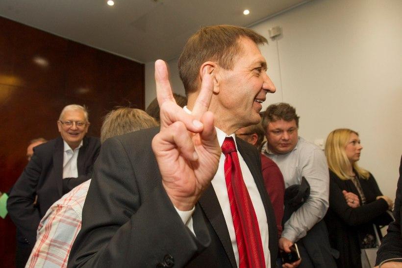 Sõõrumaa ärimeeste valimisliit kogunes asju arutama: kas Savisaar jääb välja?