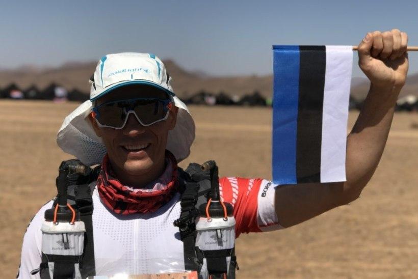 VIDEO | Joel Juhi emotsionaalne videoreportaaž otse kõrbelisest jooksupõrgust