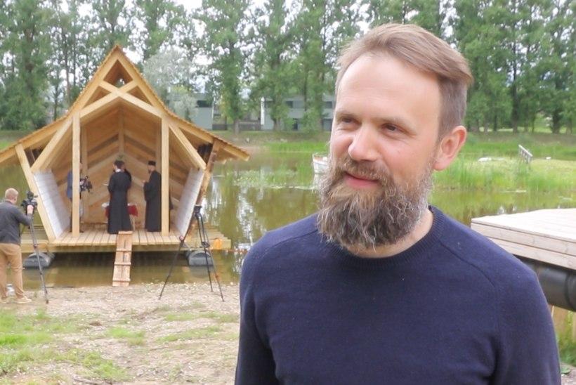 VIDEO JA GALERII | Kunstitudengid täitsid traditsioone austava preestri ammuse unistuse
