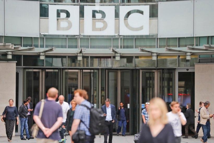 BBCs haigutab meeste ja naiste palkade vahel suur palgalõhe
