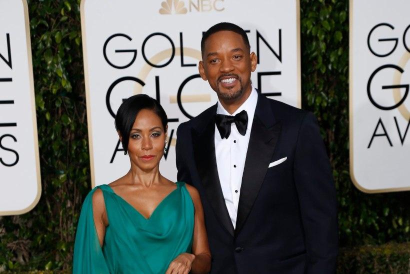 Will Smithi naine oli narkoärikas