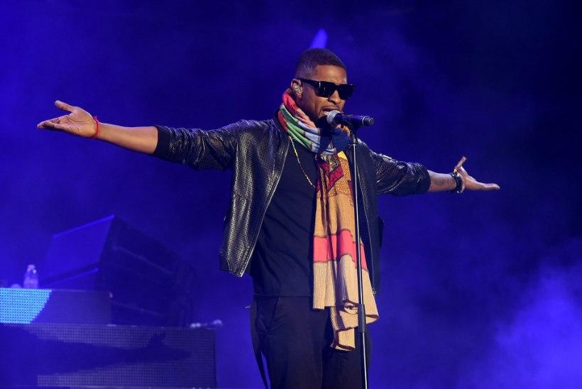 Suguhaigust levitanud Usher maksis armukesele krõbedat valuraha