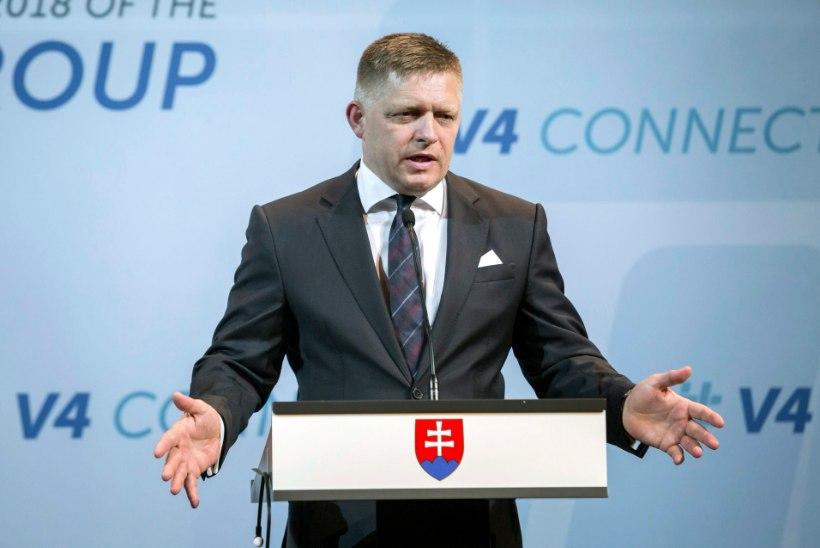 Slovakkia peaminister: Ida-Euroopasse müüakse kehvemat kaupa