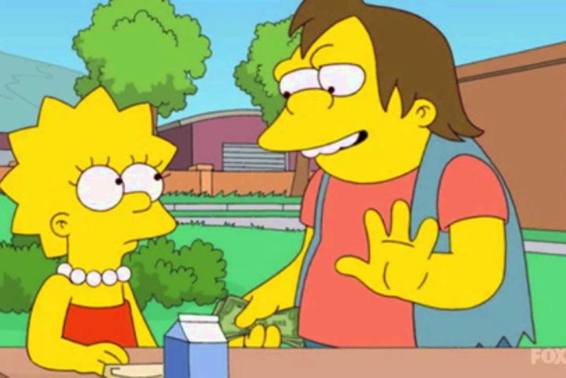 """JÕUAB IGALE POOLE! Laulja Ed Sheeran mängib """"Simpsonites"""" Lisa kavaleri"""