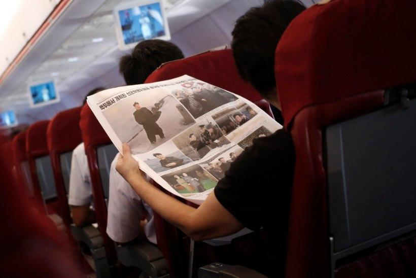 USA keelab oma kodanikel Põhja-Koreasse reisimise