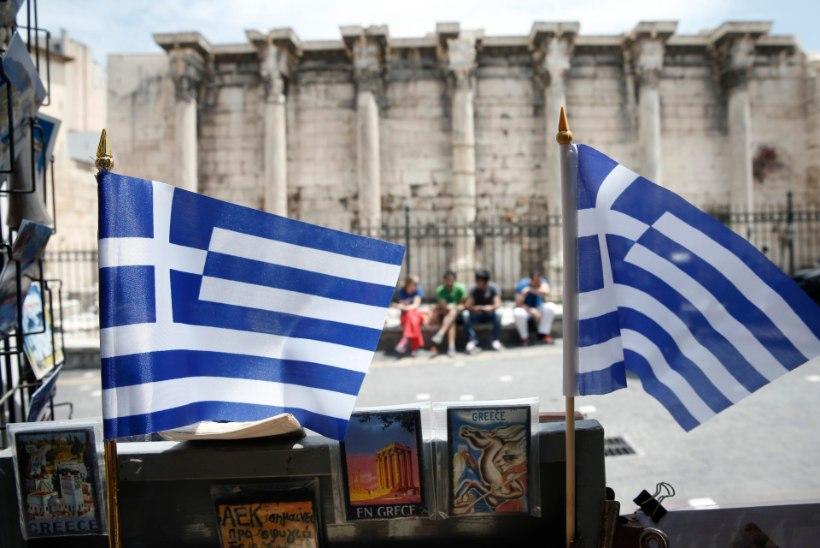 IMF nõustus osalema Kreeka võlaprogrammis