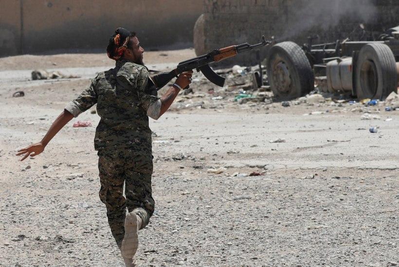 PENTAGON LÖÖB HÄIREKELLA: Türgi riigimeedia avaldas Süürias paiknevate USA sõdurite asukohad