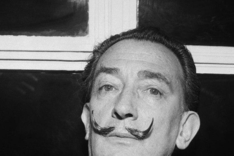 Salvador Dalí surnukeha kaevatigi üles