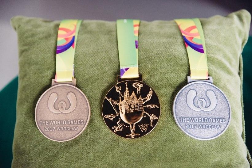 Eesti koondis võistleb Maailmamängudel orienteerumises, snuukeris ja võistlustantsus