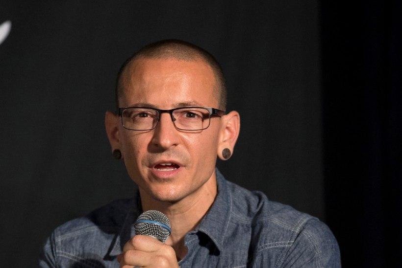 Kas Linkin Parki laulja vaimu murdis hea sõbra Chris Cornelli enesetapp?