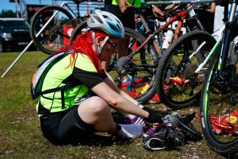 ANGELA: Ma sain hakkama! Tegin ära sellele triatlonile!