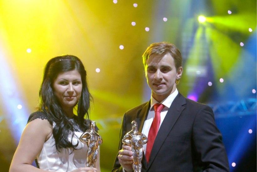 VÕIMAS! Värsked MM-medalistid Beljajeva ja Novosjolov tõusid maailma edetabelis esikolmikusse