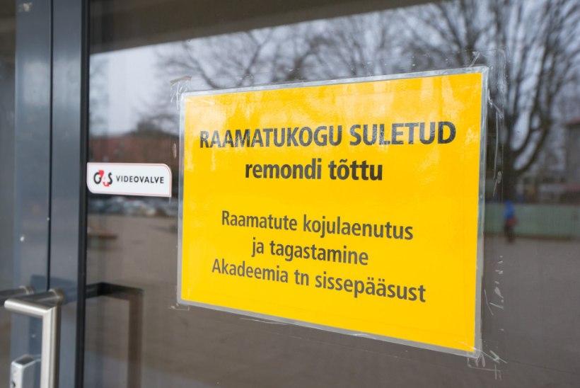 Lõpuks ometi: Tartu ülikooli raamatukogu ehitus läheb edasi