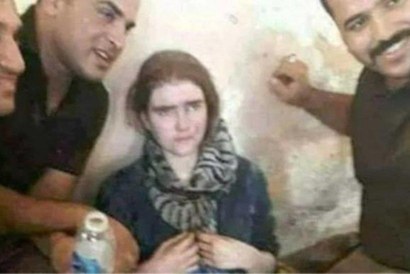 Saksa tüdrukut ähvardab Iraagis surmanuhtlus