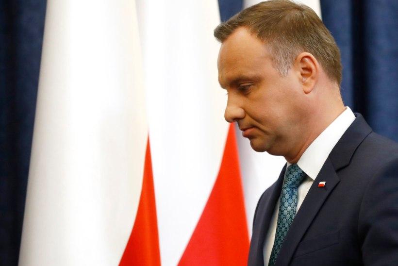 Poola kohus jääb sõltumatuks: president pani veto kohtusüsteemi reformimisele