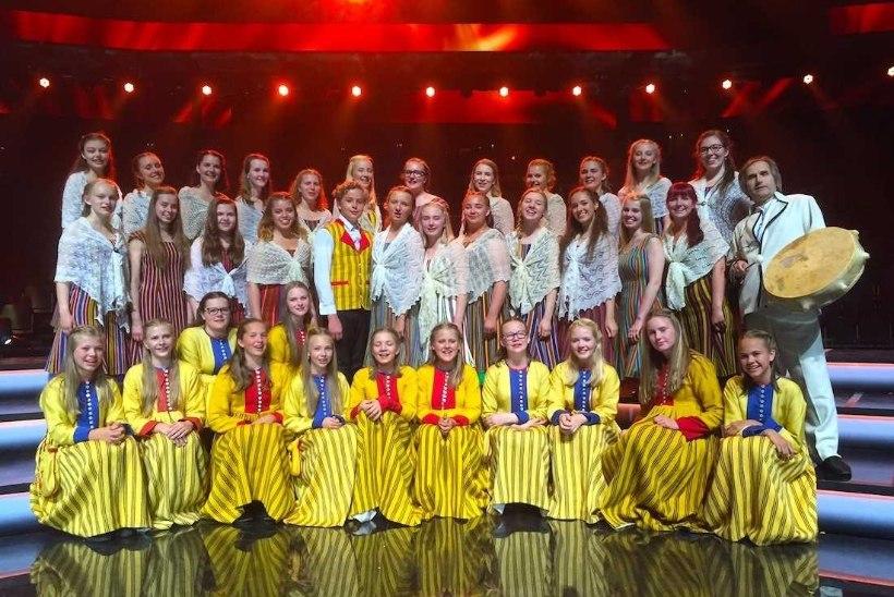 Aarne Saluveer: kooride Eurovision avati Veljo Tormise muusikaga, see on ikka uhke tunne!