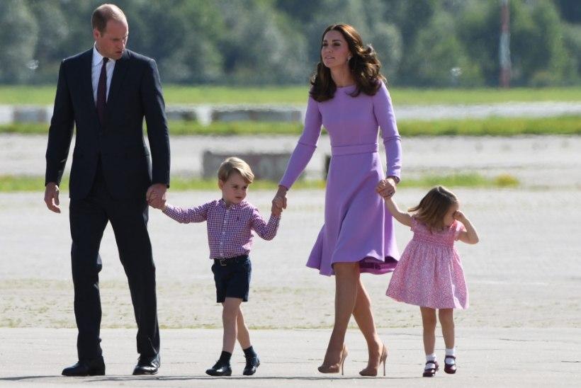 Kas prints George'ist on sirgumas moeguru?