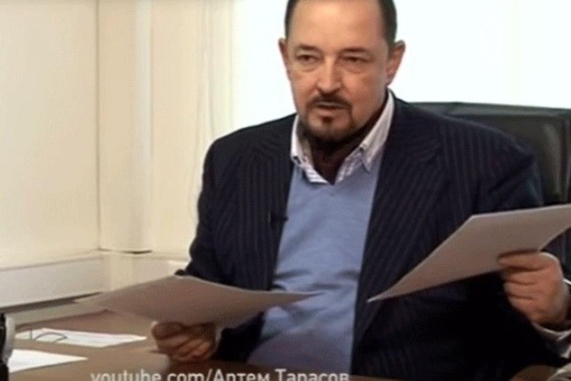 Suri Venemaa esimeseks legaalseks miljonäriks peetud Artjom Tarassov