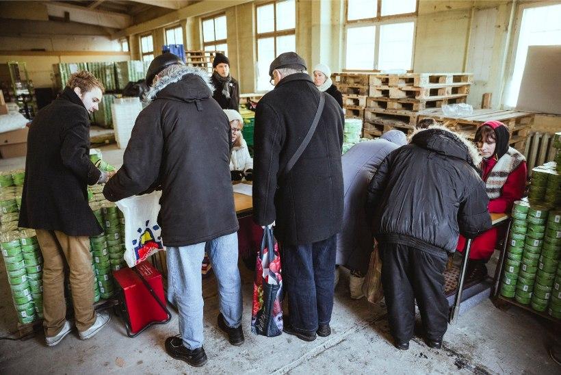 TV3 VIDEO | Keskmine Eesti pere viskab ära umbes 200 euro väärtuses toitu