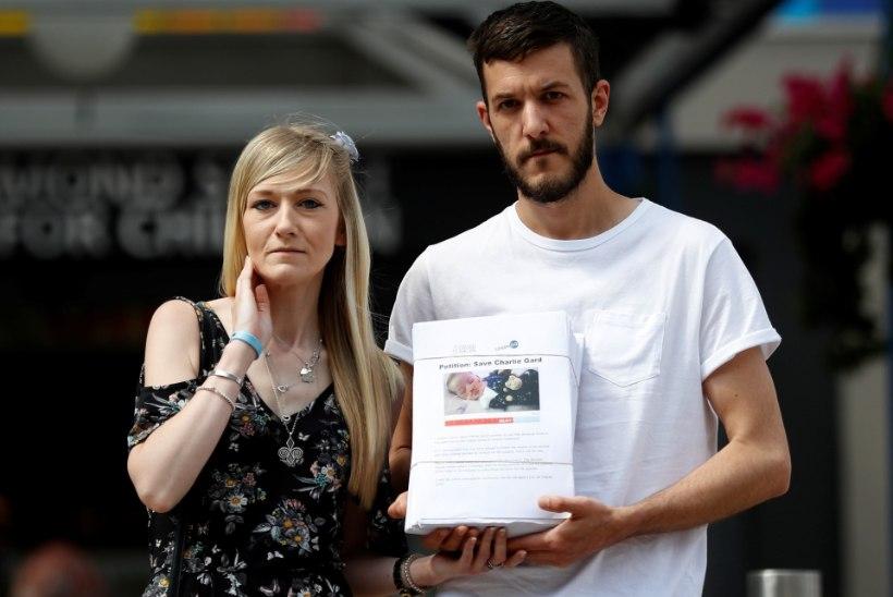 Väikese Charlie Gardi vanemad loobusid kohtuvõitlusest