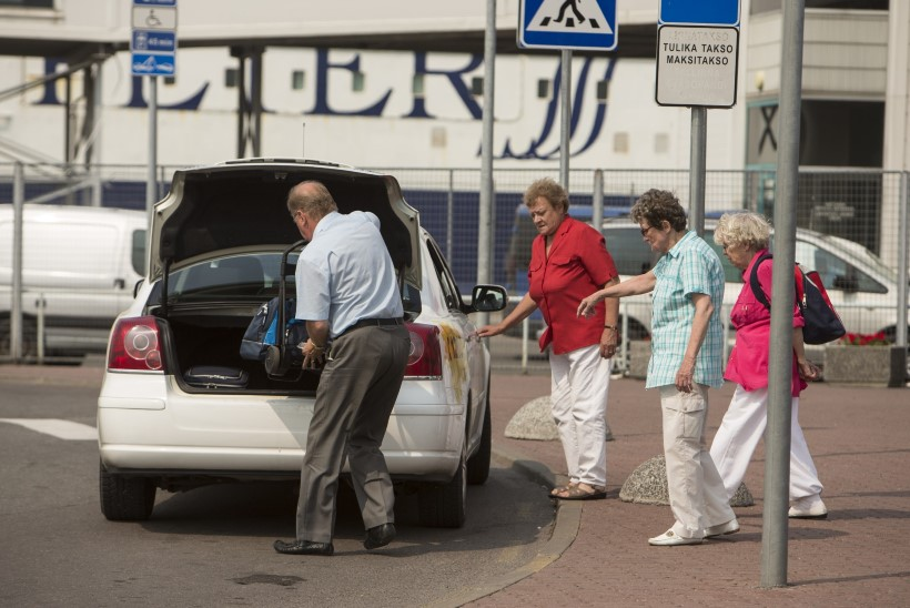 8,7 MILJONIT INIMEST AASTAS: Tallinna-Helsingi liinil reisijate arv kasvab pidevalt