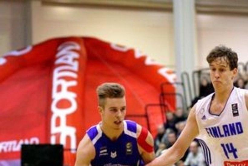U18 kossukoondise tagamängija Hugo Erkmaa: korvpalliplatsil on põhiline see feeling