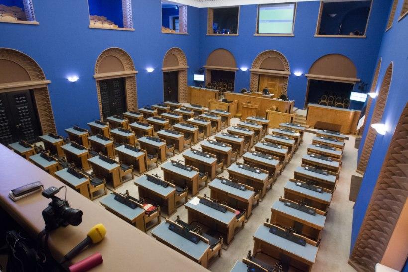 Mida teevad riigikogulased siis, kui istungeid ei ole?