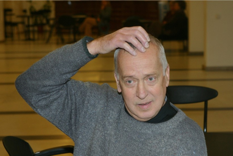 Jüri Karindi jäi Vana Baskini teatrile truuks elu lõpuni